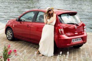 выбор женского автомобиля